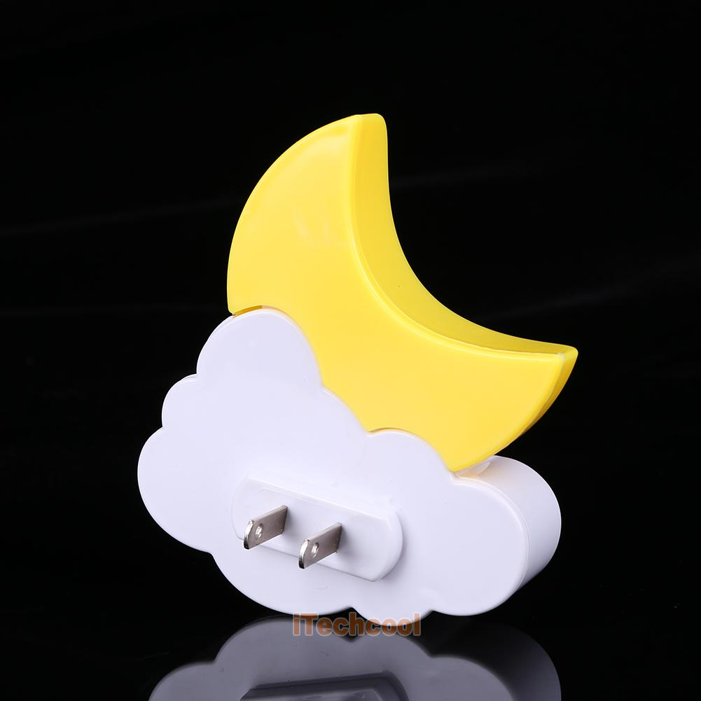 Moon led night light baby kids bedroom timing energy saving lamp remote control ebay - Remote control night light ...