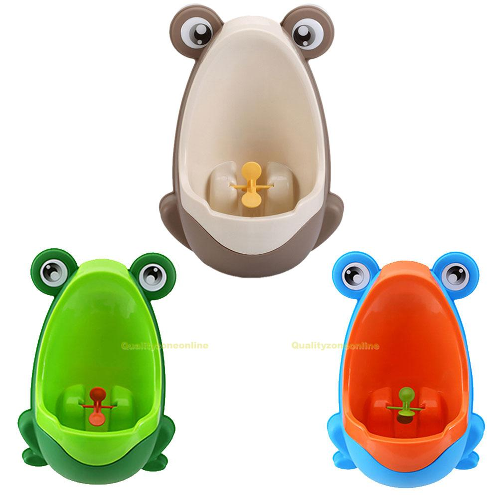kinder jungs toilette kindert pfchen frosch wc toilettentrainer baby pissoir ebay. Black Bedroom Furniture Sets. Home Design Ideas