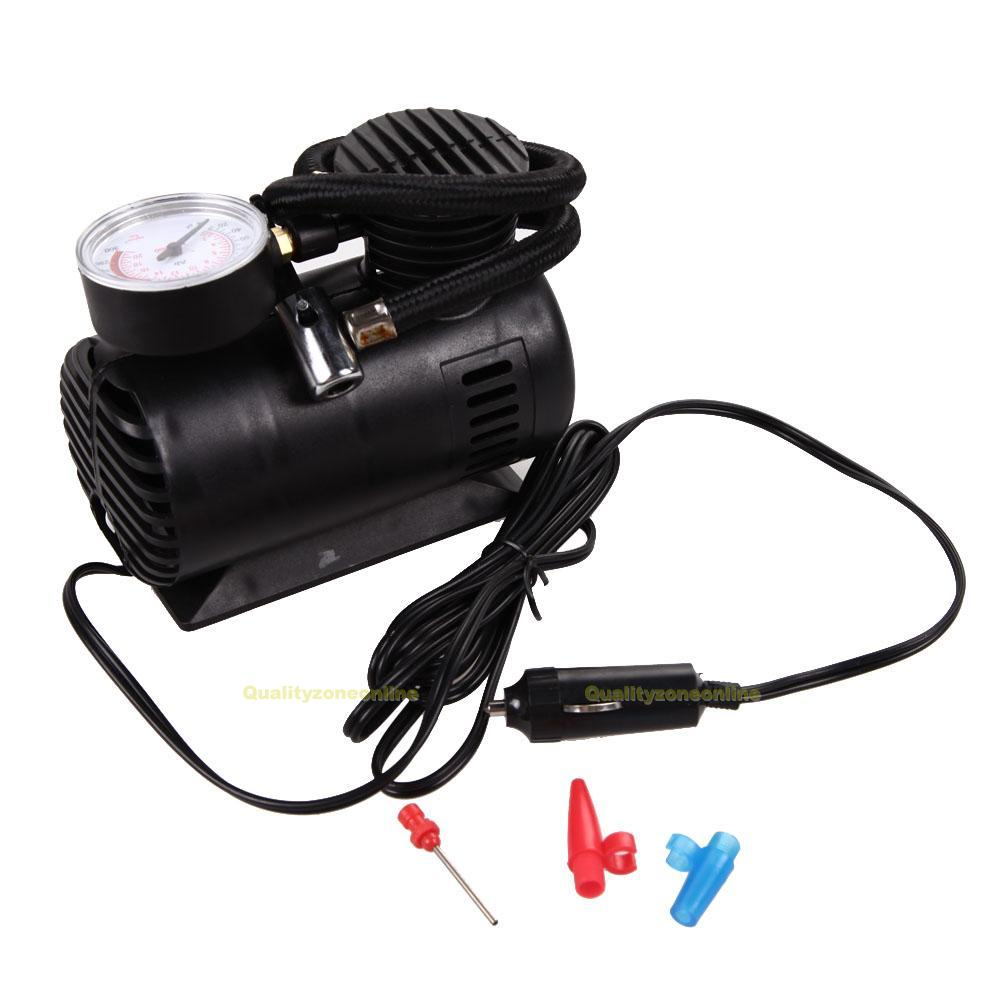 12v 300psi mini compresseur d air gonfleur pneu pompe electrique voiture moto ebay. Black Bedroom Furniture Sets. Home Design Ideas