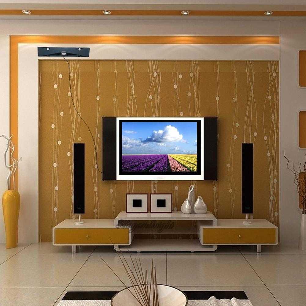Amplificador activo interior hd tv digital antena potencia - Amplificador tv interior ...