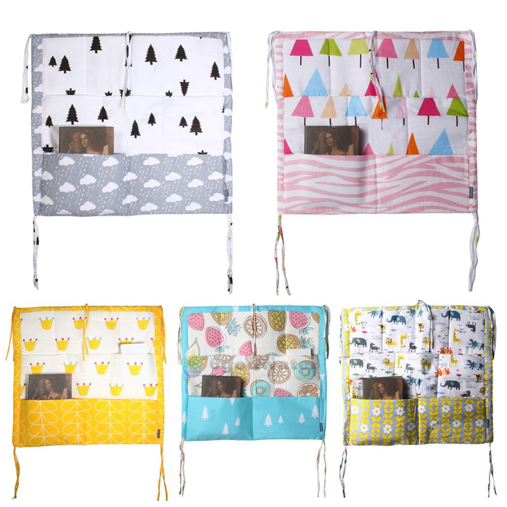 Promotion baby cot bed crib nursery hanging storage for Nursery hanging storage