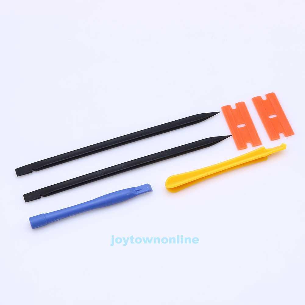 16 in 1 mobile opening repair tools screwdriver set kit for ipad iphone pda ipod ebay. Black Bedroom Furniture Sets. Home Design Ideas